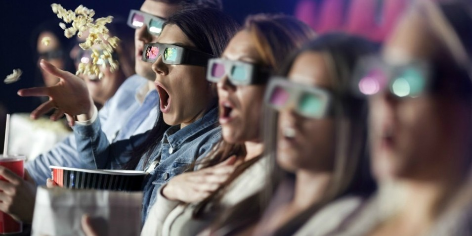 Por qué nos duele la cabeza al ver películas en 3D.