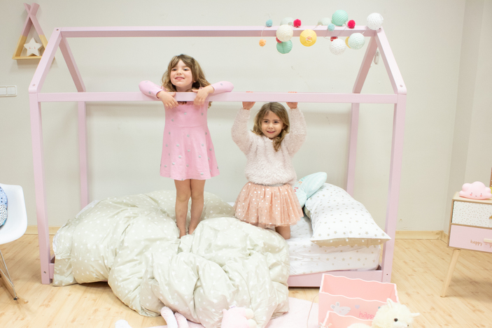 Los muebles Montessori son tendencia